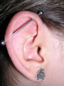 Industrial Piercing Images