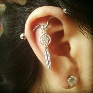 Industrial Piercing Pictures