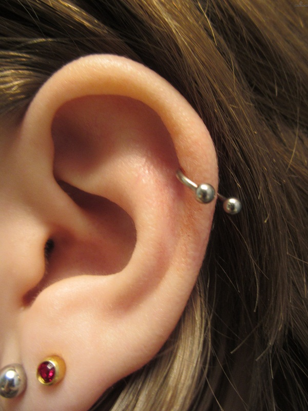 Cartilage Barbells Piercing