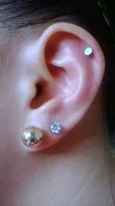 Cartilage Piercing Pictures