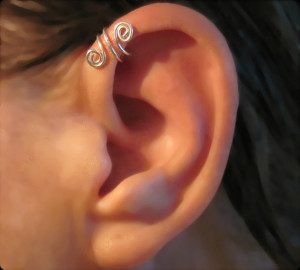 Forward Helix Piercing Jewelry