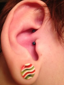 Daith Piercing Barbell