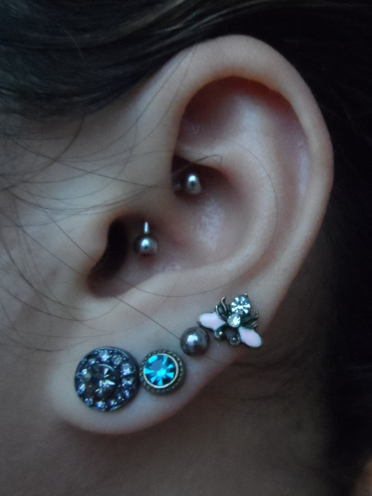 Daith piercing Pain, Healing, Jewelry, Cost, Pictures | Body Piercing ... Ear Piercing Jewelry