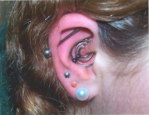 Daith piercing Pain, Healing, Jewelry, Cost, Pictures