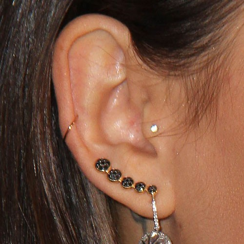 auricle ear piercing aftercare pain healing price