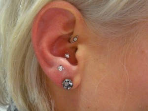 Anti Tragus Piercing Jewellery