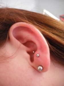 Anti Tragus Piercing Pictures