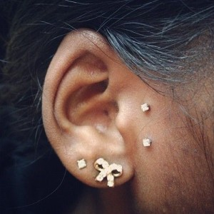 Sideburn Piercing Jewelry