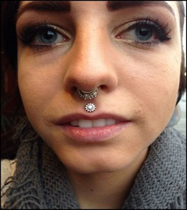 Medusa Piercing Jewelry