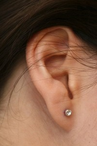 Ear Piercing Lobe Pictures